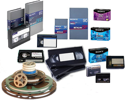 Picture and Video Services VHS TO DVD Converter Service